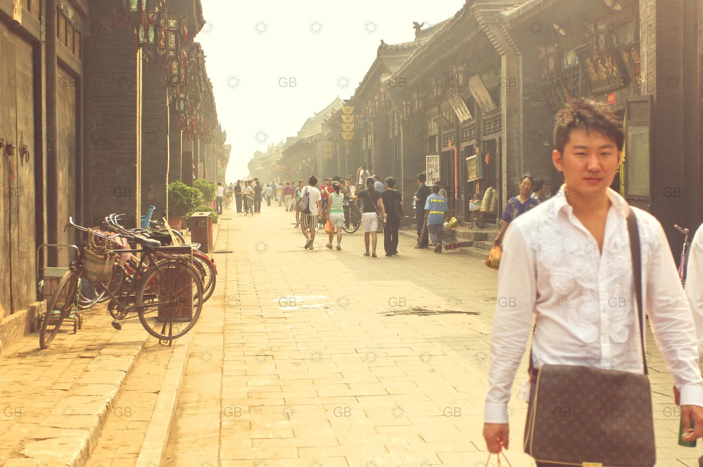 Pingyao street view